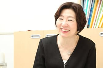成田奈緒子さん(写真:花井智子)