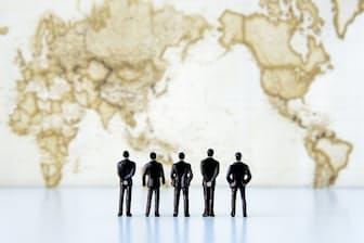 「グローバルビジネス」という言葉の意味は割とぼんやりしている PIXTA