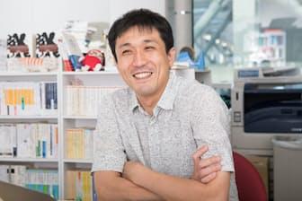 東京大学の中原淳准教授