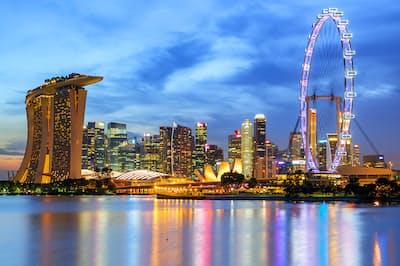 相続税・贈与税のないシンガポールには日本の富裕層も移住している 写真=PIXTA
