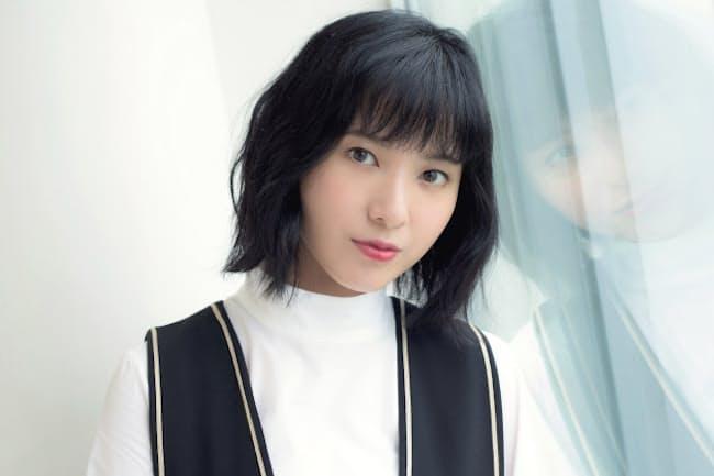 黒髪の可愛い吉高由里子