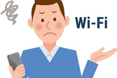 自宅の部屋によってウェブが遅くなる状況は、中継器を使えば改善できる(PIXTA)