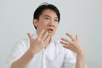 文響社の山本周嗣社長