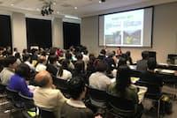「ジャパンキャンサーフォーラム2017」で開催された「がんと就労」プログラムの様子