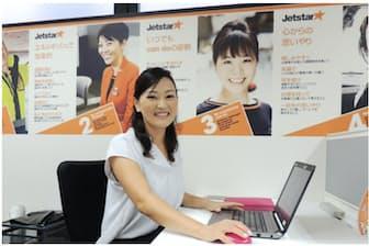 ジェットスター・ジャパン 旅客サービス・訓練マネージャー 小倉沙織さん