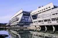 京都国際会館は国際会議が開ける大規模な多目的ホールを新設する(京都市左京区)