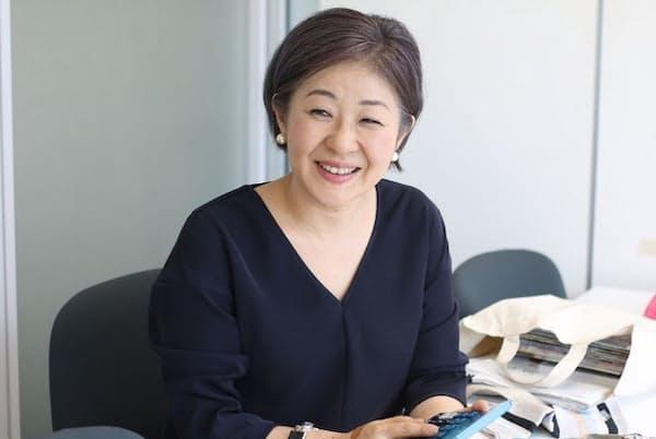 ジュピターショップチャンネルの西塚瑞穂マーチャンダイジング本部副本部長兼マーチャンダイジング3部長