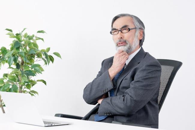 幹部の転職も増えている(PIXTA)