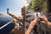 アウトドアカメラ「GoPro」を楽しむ女性が増えているという