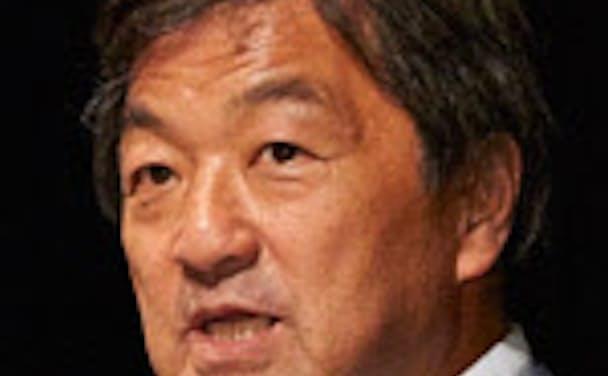 ジオ・サーチ 代表取締役社長 冨田 洋 氏