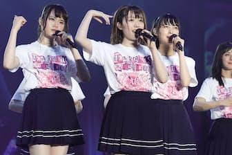 アンダーライブ全国ツアー2017~関東シリーズ 東京公演~(C)乃木坂46 LLC.