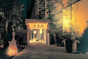 東京・赤坂にあると思えない趣のある雰囲気に一目ぼれし、「赤坂うまや」の出店地を決めた