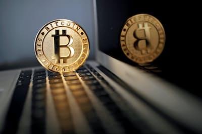 ビットコインは取引手法が多様化している=ロイター