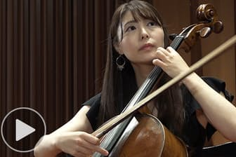 チェリスト新倉瞳がユダヤ音楽バンド活動