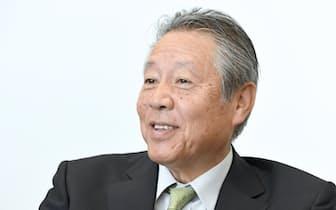 東京エレクトロン取締役相談役の東哲郎氏