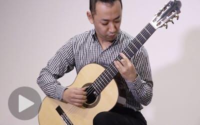 ギタリスト益田正洋が弾くスペイン絵心歌心