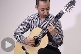 ギタリスト益田正洋が弾く スペインの絵心歌心