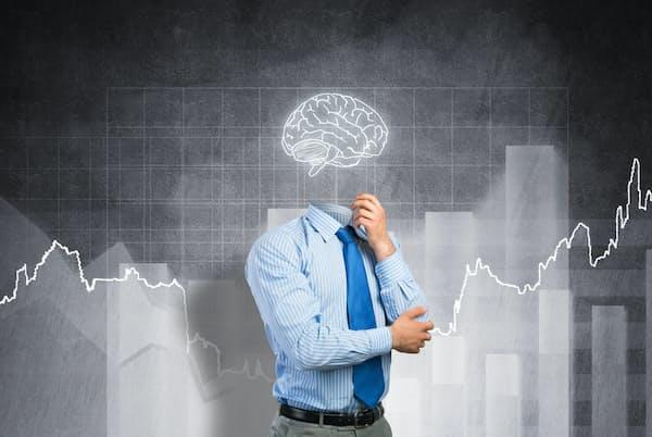 直感と論理で脳を使い分けるような意識が問題解決に役立つという=PIXTA