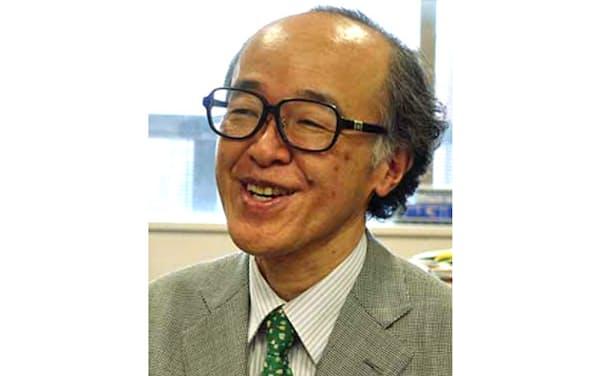 東京大学大学院情報理工学系研究科の廣瀬通孝教授