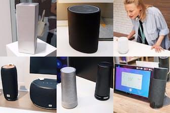 国内でもグーグルの「Google Home」やLINEの「Clova WAVE」が発売されたスマートスピーカー。海外にはどんなメーカーが手掛けているのか
