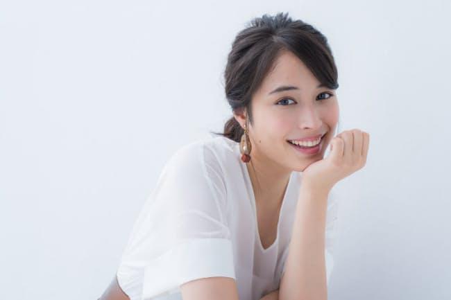 映画「氷菓」でヒロインを演じる広瀬アリスさん。好きなモノを聞くと、「青年マンガ」という意外な答えが返ってきた