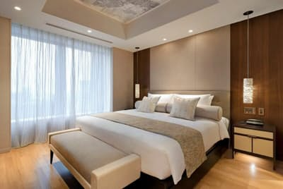東京ではホテルの新設が相次いでいる(3月に開業した中長期滞在型の「アスコット丸の内東京」)