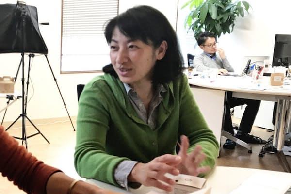 豊富なキャリアを生かして地域の活性化に取り組む壱岐しごとサポートセンターの平山真希子副センター長