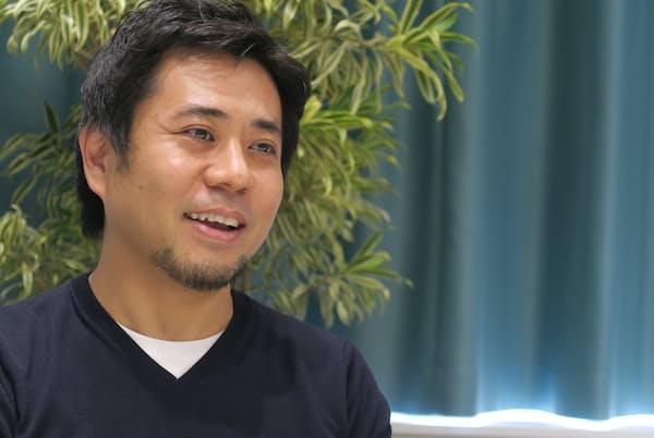 フェイスブックジャパン代表取締役の長谷川晋氏