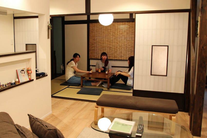 東京都大田区は住宅地での規制導入をめざす方針(同区内の特区民泊物件)