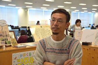 カヤックの柳沢大輔社長