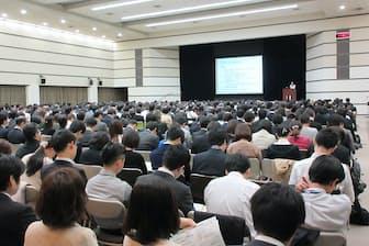10月25日、中央官庁に勤務する全職員を対象に行われた「霞が関iDeCoセミナー」で筆者が講演を行った