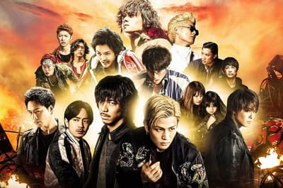 映画『HiGH&LOW THE MOVIE 3 / FINAL MISSION』公開中 (C)2017「HiGH&LOW」製作委員会
