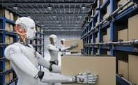 ロボットに支配される未来が来るのか
