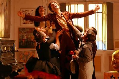 東京・新宿の新宿シネマカリテほかで 公開(C)2016 SATORI FILMS, LE SOLEIL FILMS Y LE PACTE photo:(C)Pascale Montandon-Jodorowsky