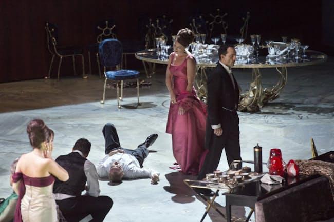 アデス「皆殺しの天使」 (C)Monika Rittershaus(提供=松竹/メトロポリタン歌劇場)