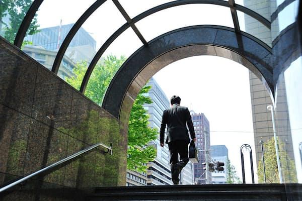 大手銀行から他社に転職する人材が増えそうだ