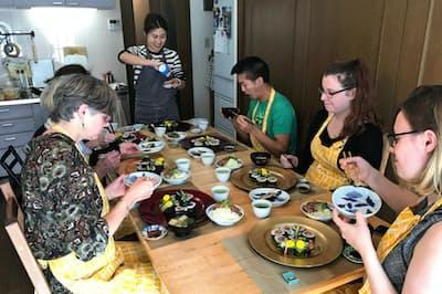 日常生活の再現が「コト消費」につながる(東京都渋谷区のマユコズリトルキッチン)