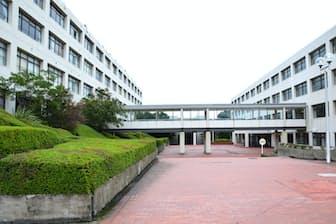 兵庫県西宮市にある甲陽学院高校