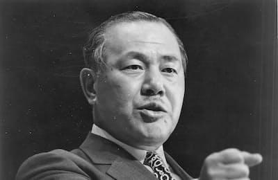 田中角栄氏