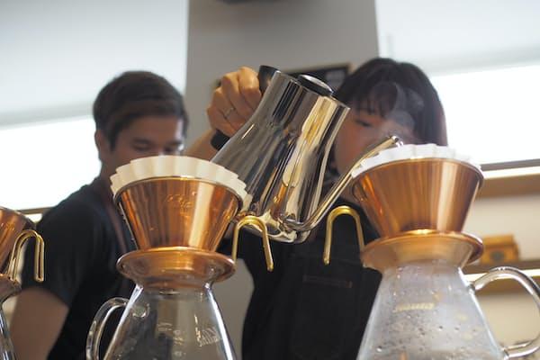 サブスクリプションサービスが増えるなか、サブスク型のカフェも登場した