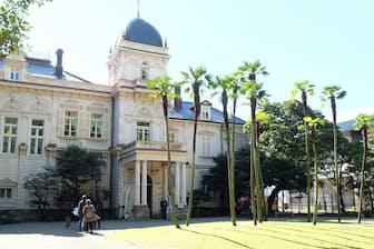 華やかな明治の記憶をとどめる旧岩崎邸庭園洋館