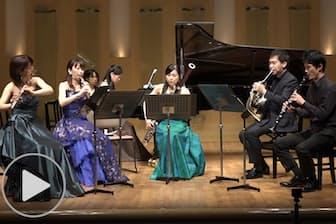 同世代が奏でる色彩豊かな響き 東京六人組