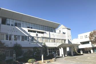神奈川県藤沢市にある湘南高校