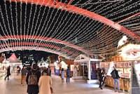 クリスマスマーケット in 横浜赤レンガ倉庫(横浜市)