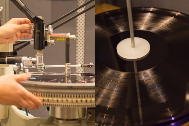 10年連続で売り上げが増加しているアナログレコード。ソニーのカッティングスタジオを訪ね、人気の理由を探った