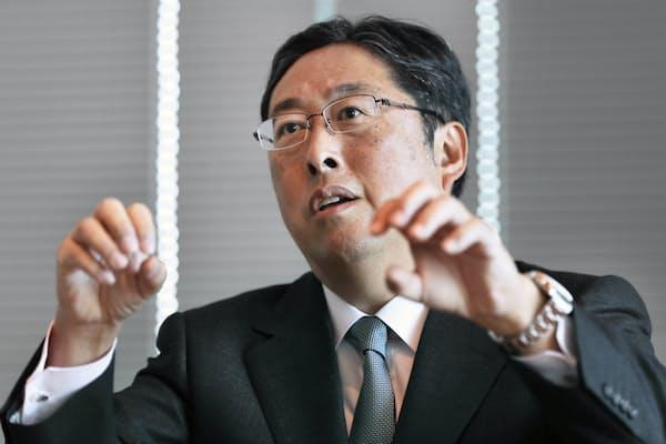 後藤芳光・福岡ソフトバンクホークス社長兼オーナー代行