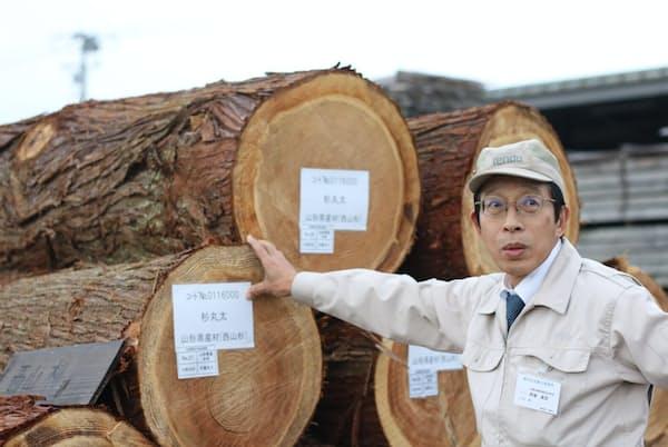 天童木工の西塚直臣常務