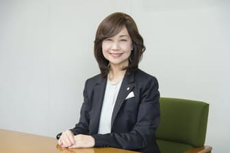 柴崎博子・東京海上日動火災保険常務執行役員