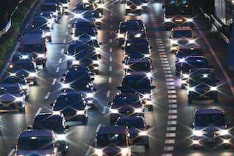 2017~18年の年末年始は高速渋滞に巻き込まれる可能性が例年より高くなるとみられている