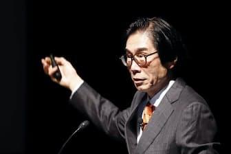 伊藤邦雄・一橋大学特任教授